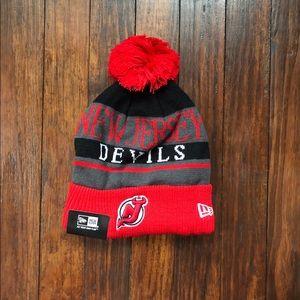 New Jersey Devils Winter Hat